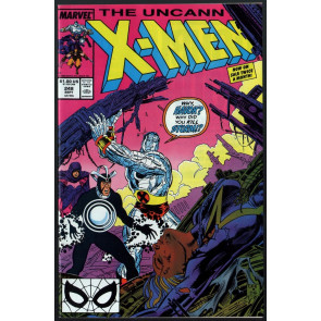 Uncanny X-Men (1963) #248 VF+ (8.5) 1st Jim Lee art in title