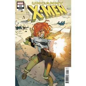 Uncanny X-men (2018) #13 VF/NM Character Variant Cover (Hope Summers)