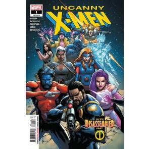 Uncanny X-men (2018) #1 (#620) VF+ - VF/NM Leinil Francis Yu