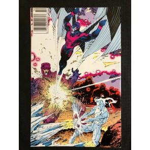 Uncanny X-Men (1981) #281 NM- (9.2) 1st Appearance Trevor Fitroy Newsstand Ed