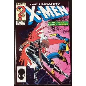 Uncanny X-Men (1981) #201 NM (9.4) 1st app baby Cable