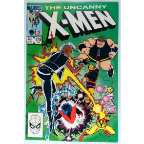 Uncanny X-Men (1981) #178 VF/NM (9.0)