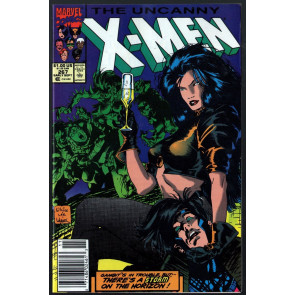 Uncanny X-Men (1963) #267 VF+ (8.5) 2nd app Gambit Jim Lee art