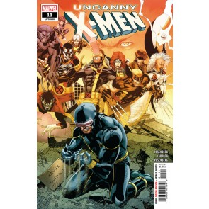 Uncanny X-men (2018) #11 (#630) VF/NM Salvador Larroca Cover