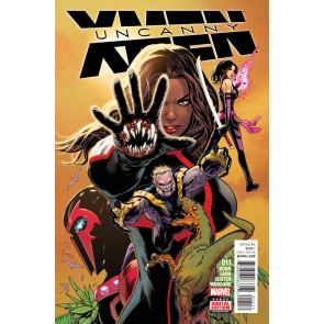 Uncanny X-men (2016) #11 VF/NM Greg Land Cover