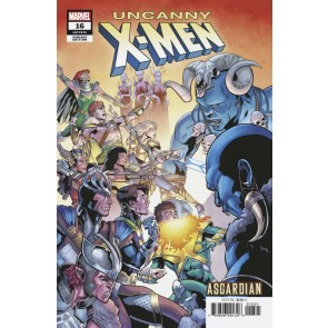 Uncanny X-men (2018) #16 (#635) VF/NM Will Sliney  Asgardian Variant Cover