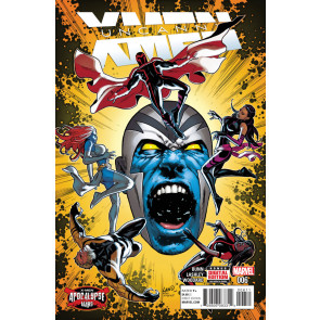 Uncanny X-men (2016) #6 VF/NM Apocalypse Wars