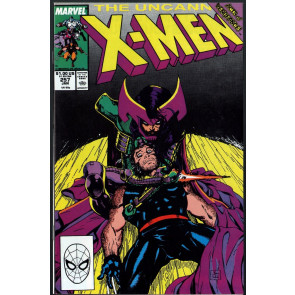Uncanny X-Men (1963) #257 NM (9.4) 2nd app Psylocke Jim Lee art