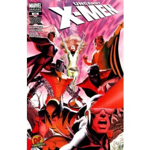 Uncanny X-men (2013) #500 VF/NM-NM Dynamic Forces Alex Ross Limited 4000 COA