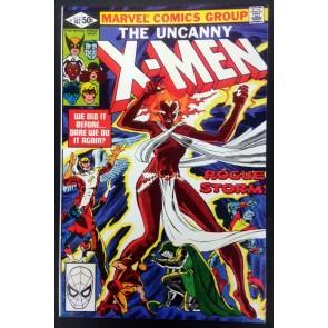 Uncanny X-men (1963) #147 NM (9.4) Rogue Storm