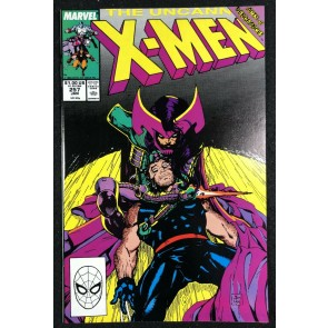 Uncanny X-Men (1963) #257 NM (9.4) 2nd appearance Psylocke Jim Lee art