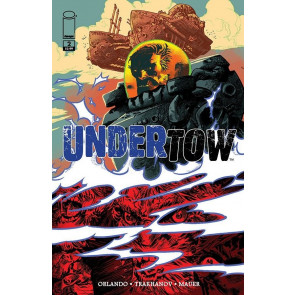 UNDERTOW (2014) #2 VF/NM IMAGE COMICS