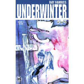 Underwinter (2017) #3 VF/NM Ray Fawkes Cover Image Comics