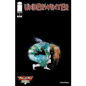 Underwinter: A Field of Feathers (2017) #1 VF/NM Walking Dead Tribute Variant