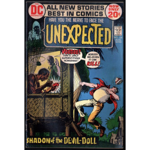 Unexpected (1968) #138 VG/FN (5.0) Wally Wood art