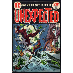 Unexpected (1968) #149 FN (6.0)