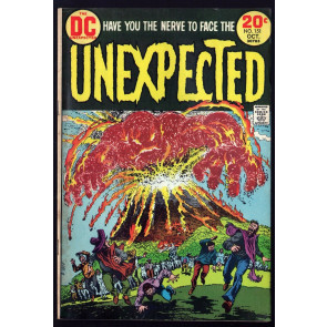 Unexpected (1968) #151 FN (6.0)