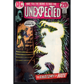 Unexpected (1968) #140 FN (7.0)