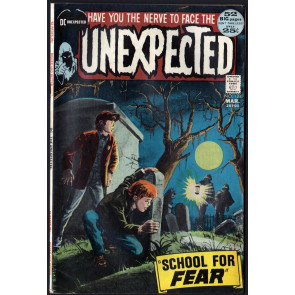 Unexpected (1968) #133 VG/FN (5.0) 52 page giant Grey Tone cover