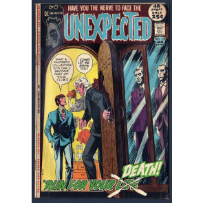 Unexpected (1968) #131 VG (4.0) 52 page giant