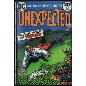 Unexpected (1968) #153 VG+ (4.5)