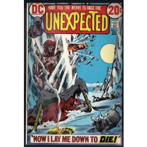 Unexpected (1968) #142 FN+ (6.5)