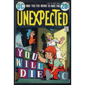 Unexpected (1968) #148 FN (6.0)