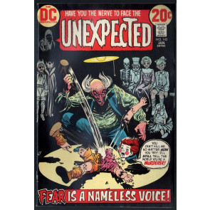 Unexpected (1968) #143 FN (6.0)