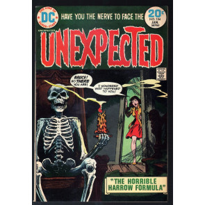 Unexpected (1968) #154 FN (6.0)