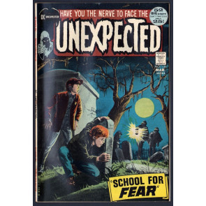 Unexpected (1968) #133 FN- (5.5) 52 page giant Grey Tone cover