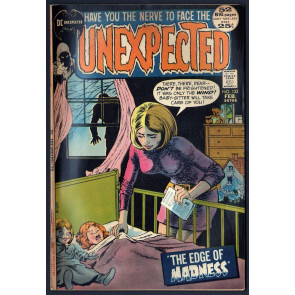 Unexpected (1968) #132 VG (4.0) 52 page giant Jim Aparo art
