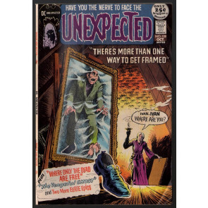 Unexpected (1968) #128 FN- (5.5) 52 page giant Wrightson art