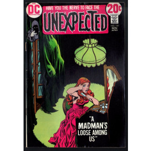 Unexpected (1968) #141 FN (6.0)
