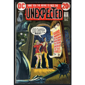 Unexpected (1968) #139 FN (6.0)