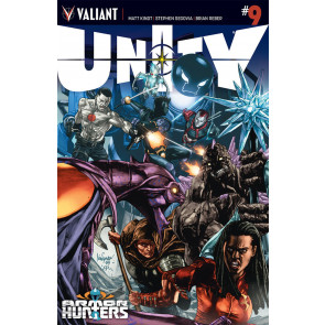 UNITY (2014) #9 VF/NM VALIANT COMICS