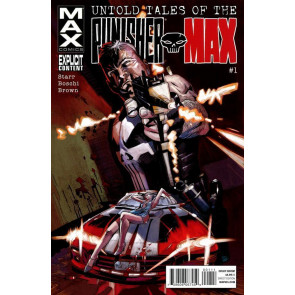 UNTOLD TALES OF PUNISHER MAX #1 NM