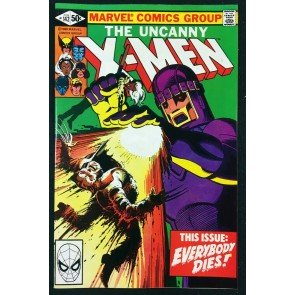 Uncanny X-Men (1963) #142 NM (9.4) Days of Future Past part 2 of 2