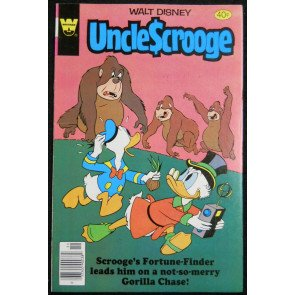 UNCLE SCROOGE #'s 170, 173, 174, 176 COMPLETE LOT OF 4 BOOKS