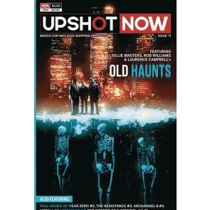 Upshot Now (2019) #3 VF/NM Old Haunts AWA Studios