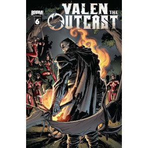 Valen the Outcast (2011) #6 VF+ Boom Studios!