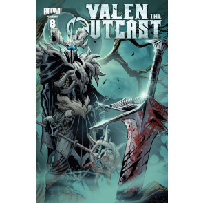 Valen the Outcast (2011) #8 VF+ Boom Studios!