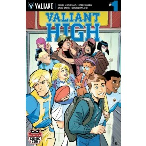 Valiant High (2017) #1 VF/NM Sina Grace Cover Valiant
