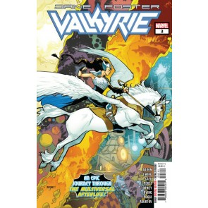 Valkyrie: Jane Foster (2019) #3 VF/NM