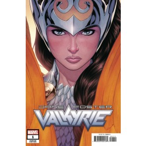 Valkyrie: Jane Foster (2019) #1 VF/NM Russell Dauterman Variant Cover