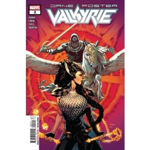 Valkyrie: Jane Foster (2019) #2 VF/NM