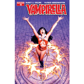 VAMPIRELLA (2014) #9 VF/NM MIKE MAYHEW COVER