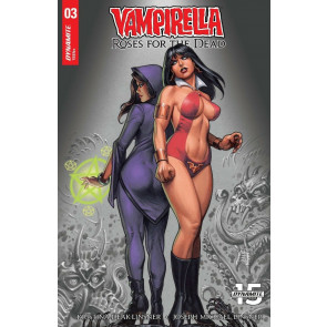 Vampirella: Roses For the Dead (2018) #3 VF/NM Joseph Michael Linsner Cover