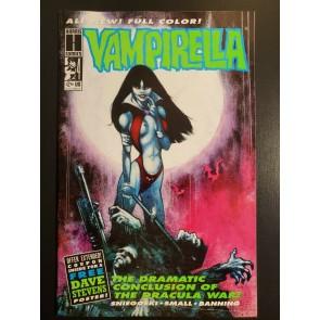 Vampirella #4 (1993) NM (9.4) Harris Comics John Snyder art |