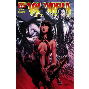VAMPIRELLA STRIKES #6 VF+ - VF/NM COVER A DYNAMITE