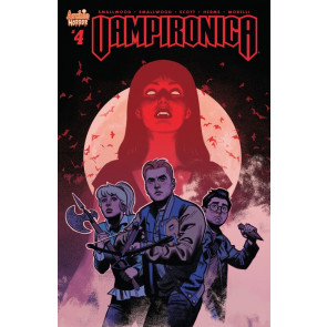 Vampironica (2018) #4 VF/NM Greg Smallwood Cover Archie Horror Comics